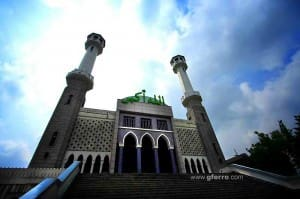 Masjid Seoul Center