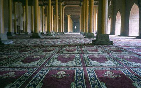 Masjid Yang Paling Utama Untuk I'tikaf
