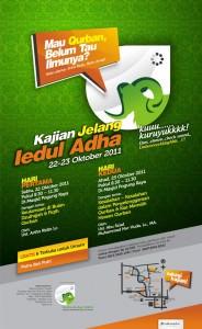 Kajian Jelang Iedul Adha 1432 H (Yogyakarta)