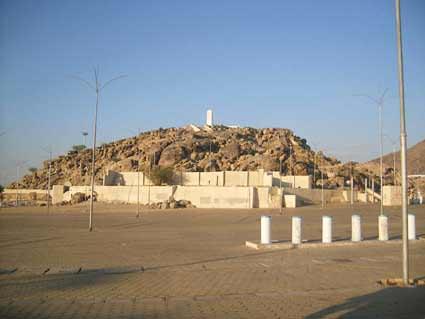 Naik ke Jabal Rahmah Saat Hari Arafah