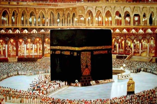 Tidak Memakai Pakaian Ihram Ketika Thawaf Ifadhah