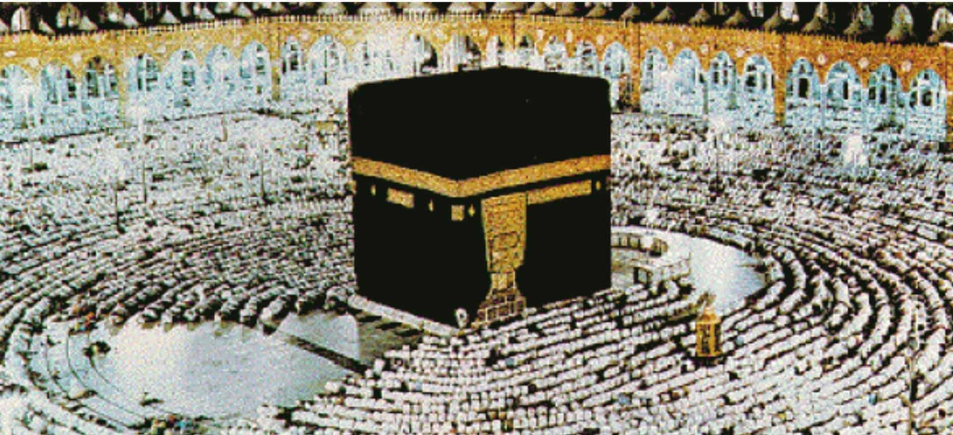 Haji Mabrur adalah Jihad