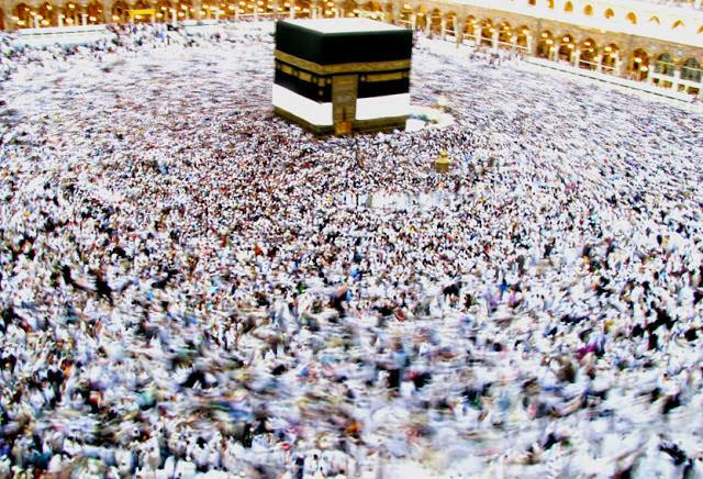 Amalan Haji pada 10 Dzulhijjah