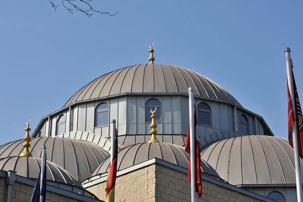 DITIB-Merkez-Moschee in Duisburg - Marxloh