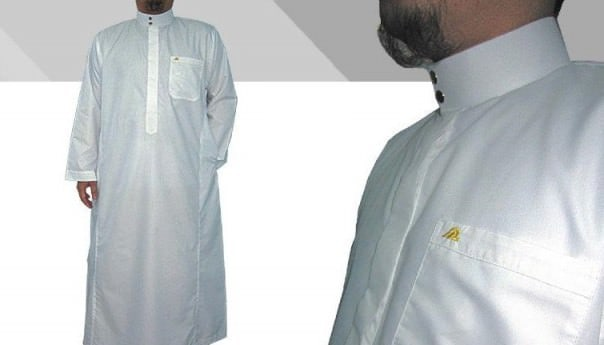 Adab Berpakaian Lelaki Muslim
