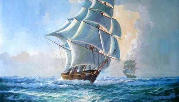 Angkatan Laut Pertama Ummat Islam
