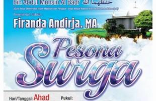 Tabligh Akbar Bersama Syaikh Abdurrazaq Al Badr (Jakarta, 31 Agustus 2014)
