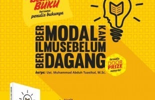 Bedah Buku di Islamic Book Fair Yogyakarta (Jumat, 10 Oktober 2014)