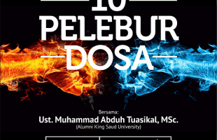 "Kajian Islam ""10 Pelebur Dosa"" (Malang, 18 Oktober 2014)"