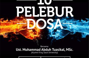 """Kajian Islam """"10 Pelebur Dosa"""" (Malang, 18 Oktober 2014)"""