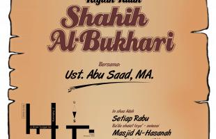 Kajian Rutin Shahih Al-Bukhari di Yogyakarta