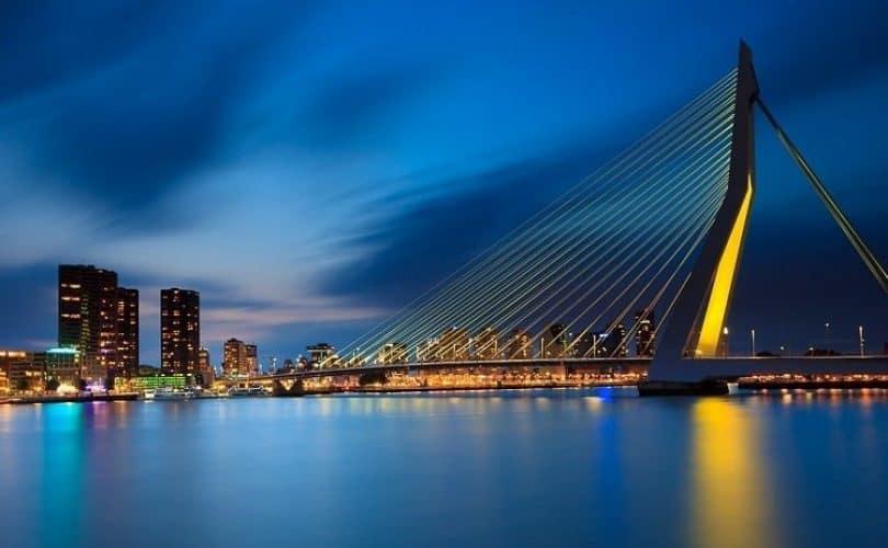 Jejak Islam Di Kota Rotterdam, Negeri Kincir Angin Belanda