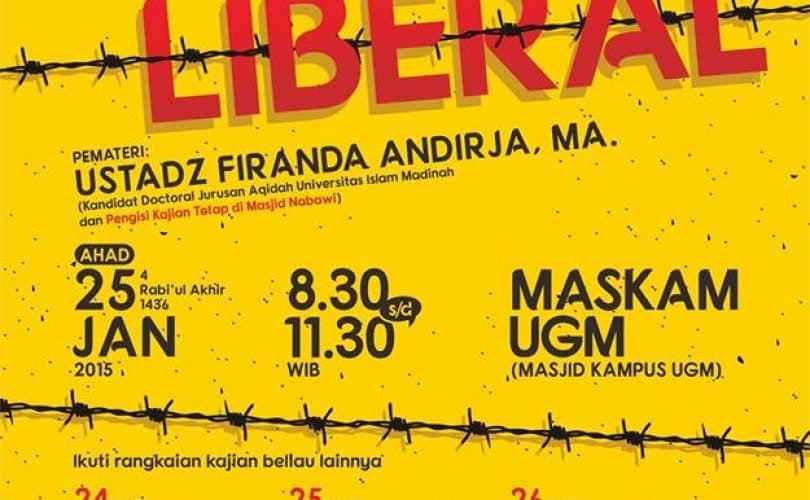 Kajian Akbar Bersama Ustadz Firanda Andirja (Yogyakarta, 24-26 Januari 2015)