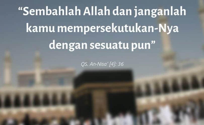 Macam-Macam Ibadah Syirik (1)