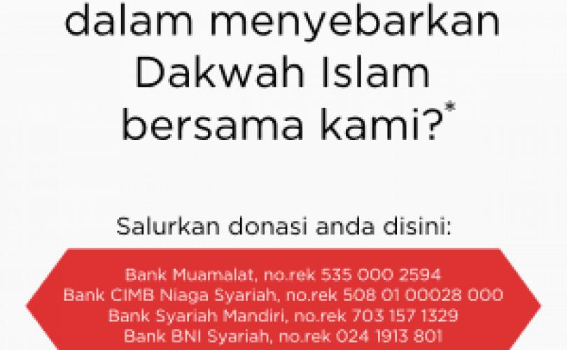 Laporan Donasi YPIA Periode Bulan September 2015
