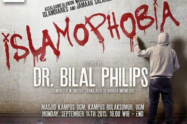 "Kajian ""Islamophobia"" Bersama Dr. Bilal Philips (Yogyakarta, 1 DzulHijjah 1436)"