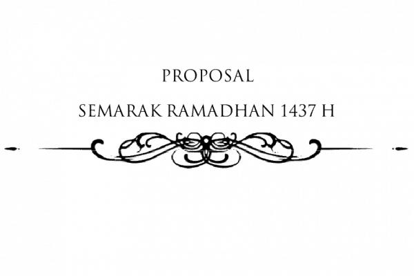 Semarak Ramadhan YPIA Yogyakarta 1437H / 2016M