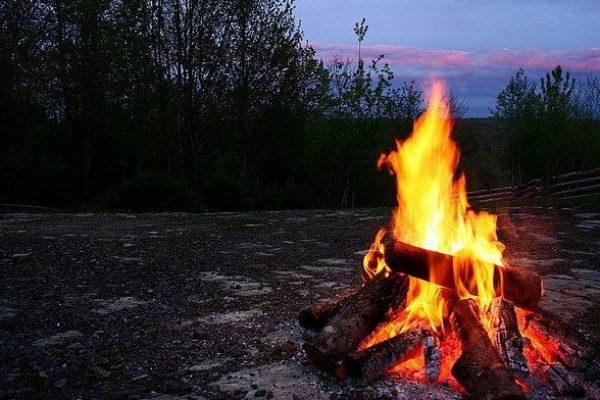 Kesempatan Untuk Membakar Dosa-Dosa