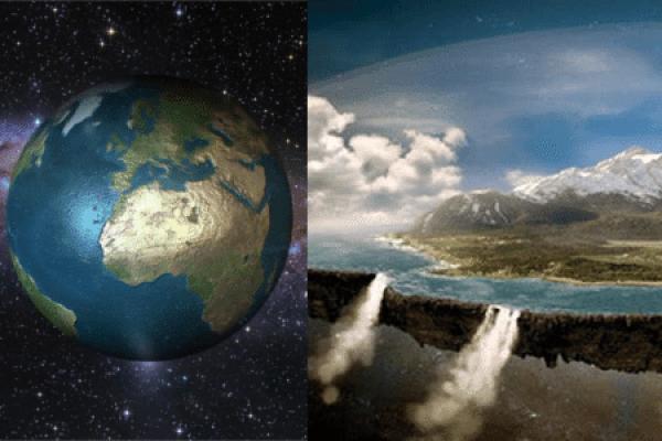 Apakah Bumi Bulat Bola Atau Datar Menurut Pandangan Syariat?