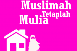 muslimah tetaplah mulia