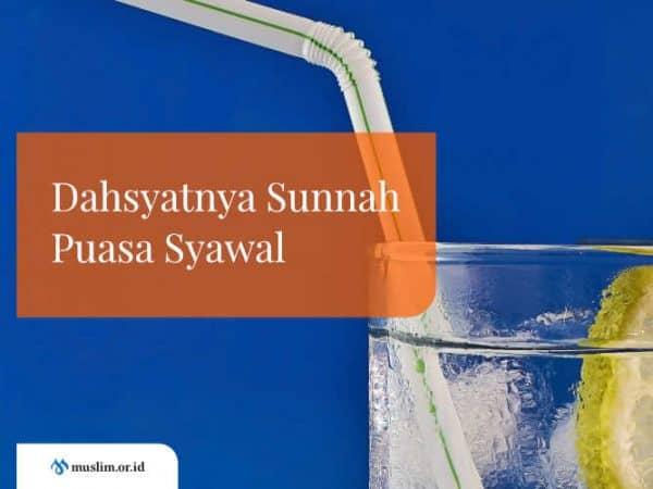 Fikih Puasa Syawal