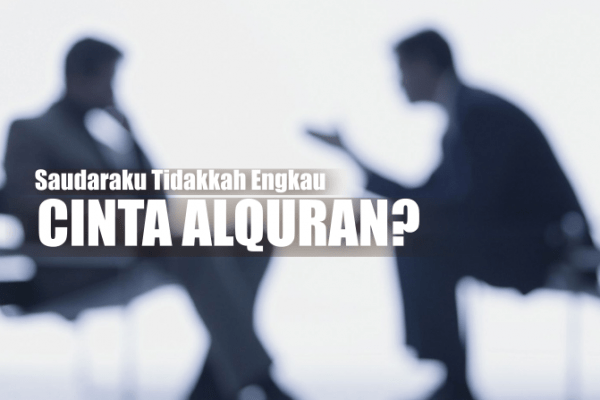 Saling Memberikan Nasihat untuk Mempelajari Al Qur'an