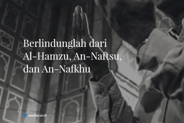 Mutiara Isti'adazah dalam Shalat (7)