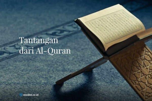 Tantangan dari Al-Quran